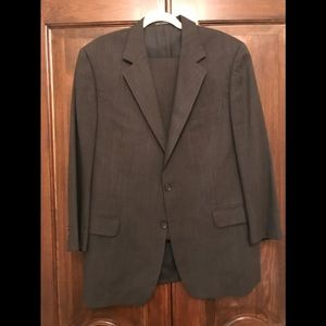Ermenegildo Zegna Black Men's Suit